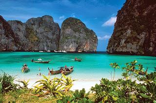 Best Thai Beaches : Tour Of Phi Phi Islands - Phuket