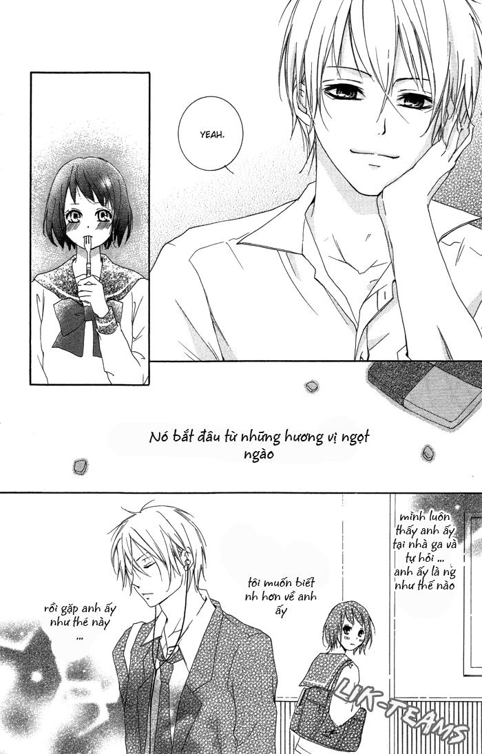 Kanojo ga Kare ni Ochiru Riyuu chap 3 - Trang 15