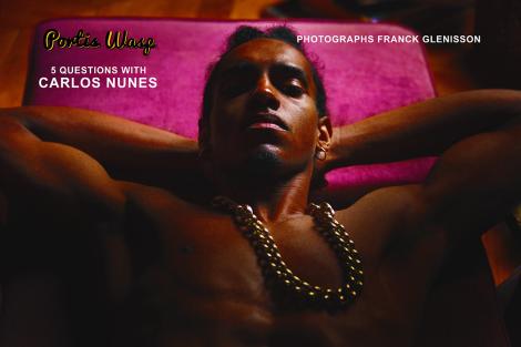 Carlos Nunes by Franck Glenisson