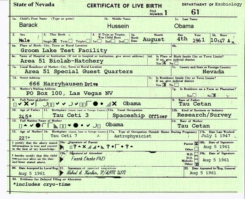 birth certificate obama trump donald barack fake last state he nevada never official born sip dis genuine does cert president