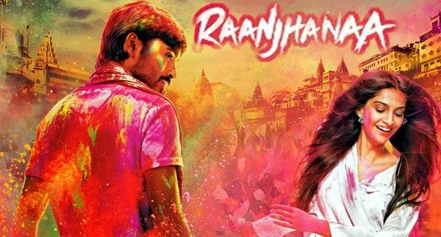 Raaanjhana Poster
