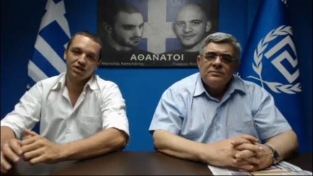 """Ν. Γ. Μιχαλολιάκος στην πολιτική εκπομπή της Χρυσής Αυγής: """"Είμαστε η ασύμμετρη απειλή για το σύστημα"""""""