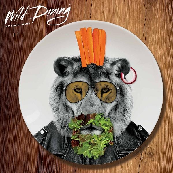talerz wild dinning lew