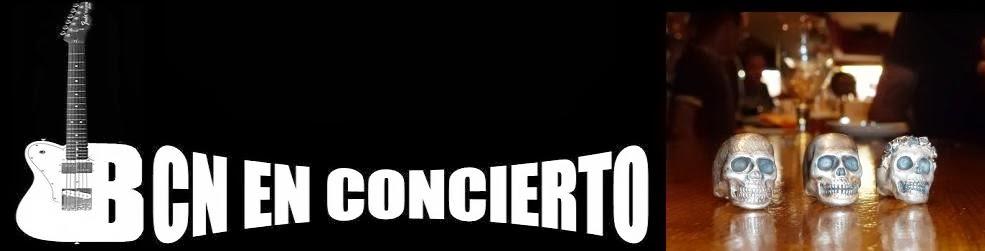 BCN EN CONCIERTO