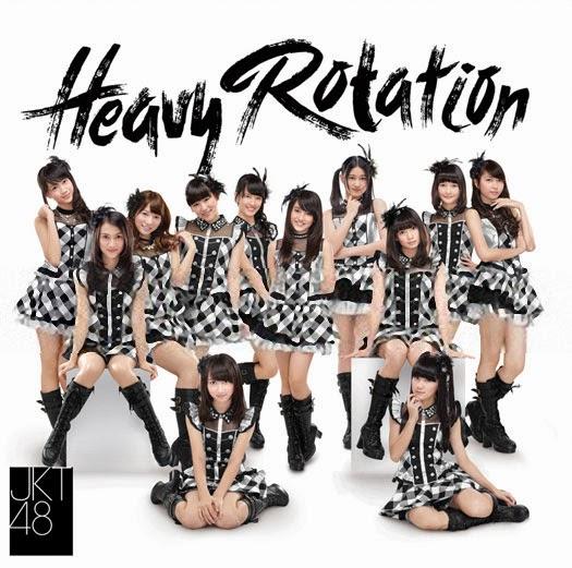 Lirik dan Chord Gitar JKT48 - Heavy Rotation