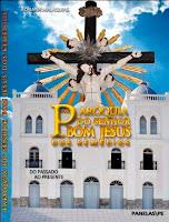 Livro - Paróquia do Senhor Bom Jesus dos Remédios