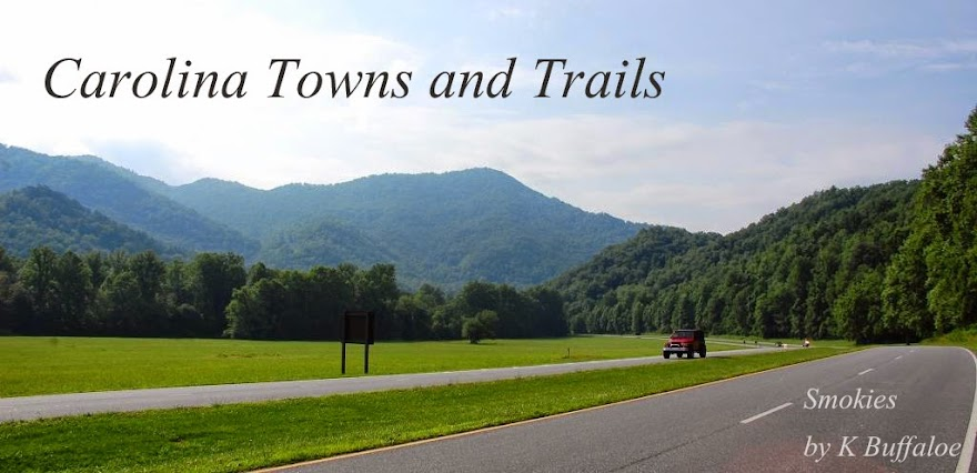 Carolina Towns and Trails