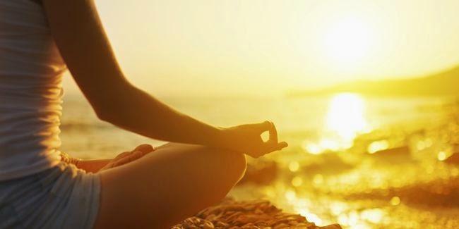 meditasi yang menyenangkan