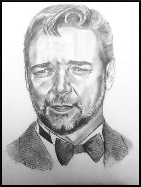 Russell Crowe. autor: José M. Gallego