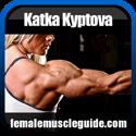 Katka Kyptova Female Physique Competitor Thumbnail Image 1