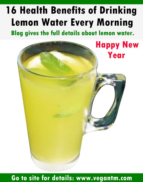 16 Benefits Of Drinking Lemon Juice