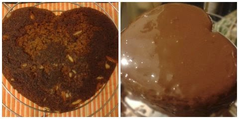 Eggless Dates Cake Step by step