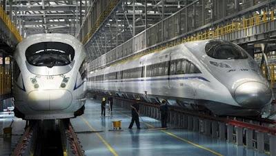 Los trenes TAV más rápidos del planeta