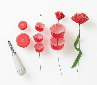 Como fazer uma flor de papel