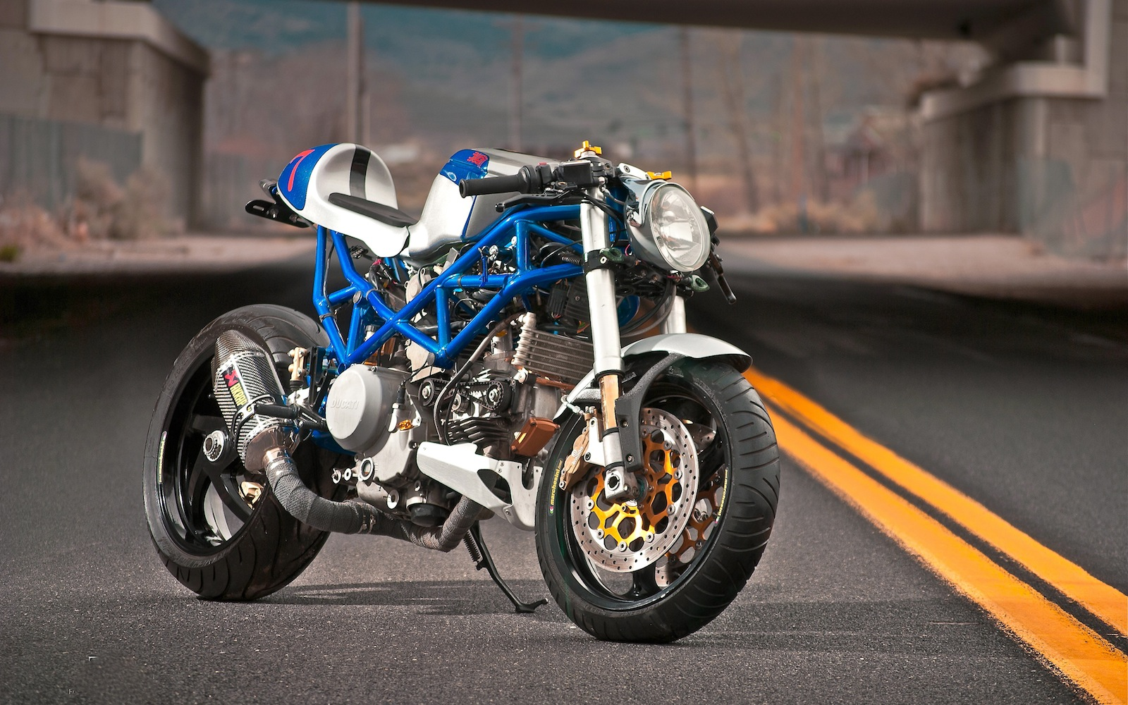 The Reno Monster Inazuma Caf 233 Racer