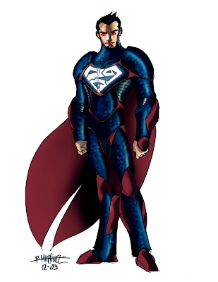 Futurist Armor Superman