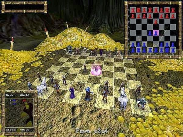 game gratis War Chess 3D
