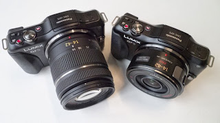 Panasonic GF5, kamera prosumer, kamera DSLR, kamera mirrorless, interchangeable lens, kamera saku, video Full HD