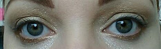 Rimmel Extra Wow Lash Mascara - Before