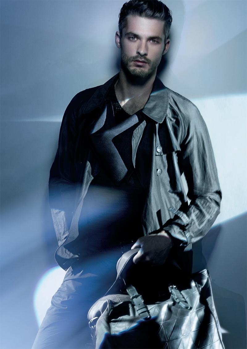 Armani mans Coats | Giorgio Armani suits for men 2011-2012 ...