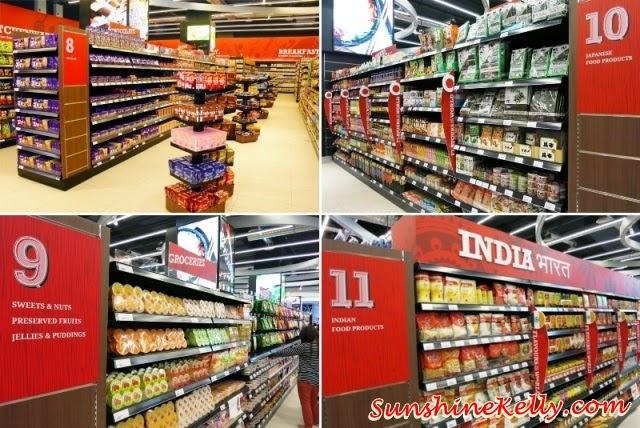 SAM's Groceria Nu Sentral Mall, SAM's Groceria, Nu Sentral Mall, groceries, malaysia groceries
