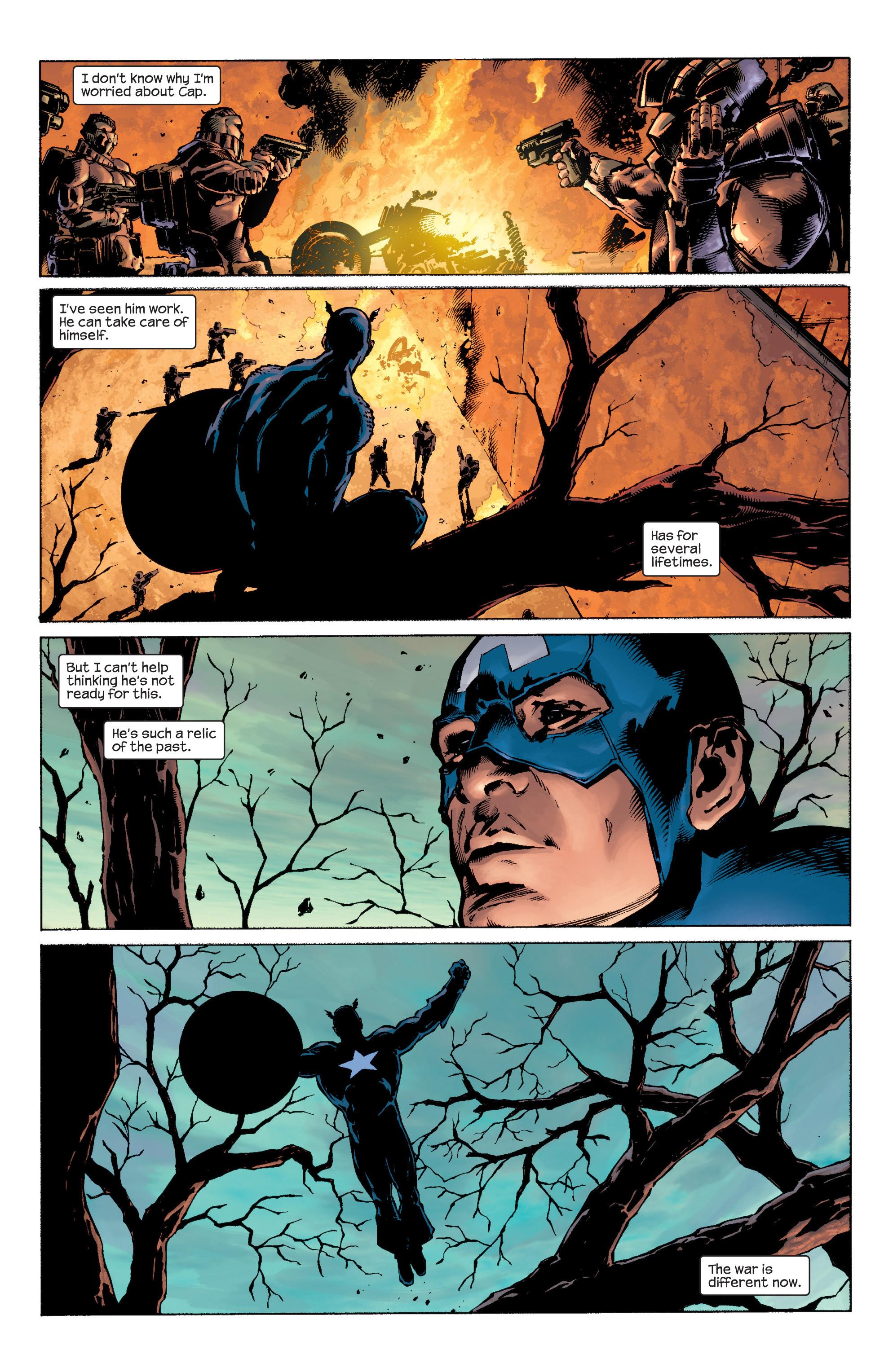 Captain America (2002) Issue #8 #9 - English 17