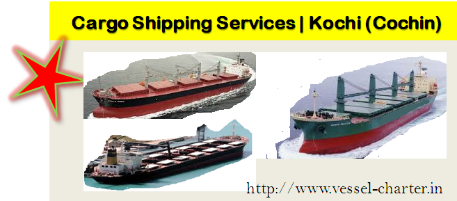Shipping company at Kerala, Cochin, Kochi Port
