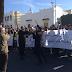 تنظيم وقفة احتجاجية للمطالبة بفتح تحقيق حول ظروف وملابسات طرد عمال مغاربة وتعويضهم بعمال  آسيويين بالجرف الأصفر