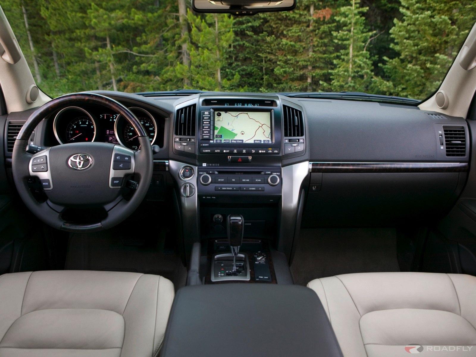 Toyota Interior Car Models