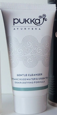 Pukka Gentle Cleanser Organic Rosewater & Green Tea Skin Purifying Formula