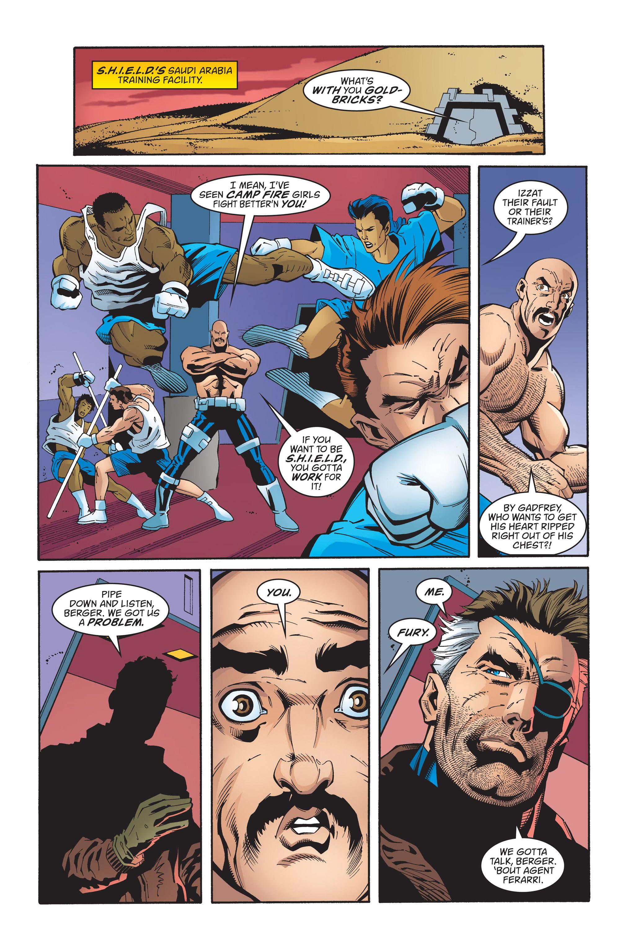 Captain America (1998) Issue #33 #39 - English 13