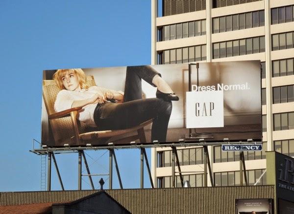 Jena Malone Gap Dress Normal billboard
