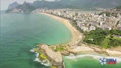 VÍDEO . . . .  RIO DE JANEIRO . . . . . .  . . . . . . . VÔO DE HELICÓPTERO + NARA LEÃO