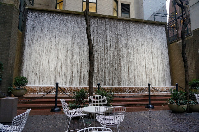 NYC Getaway, Waterfalls Midtown- greysuede.com