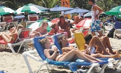 Dominicana singando turista html