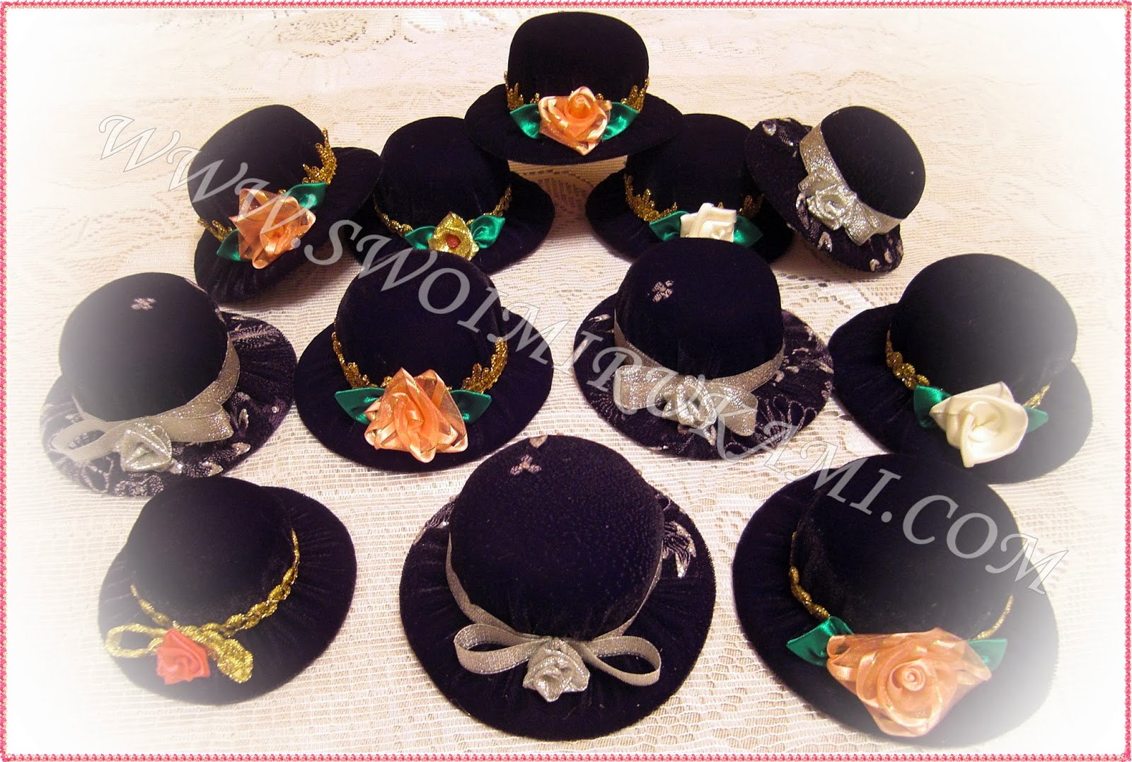 Шляпка игольницы своими руками фото мастер класс