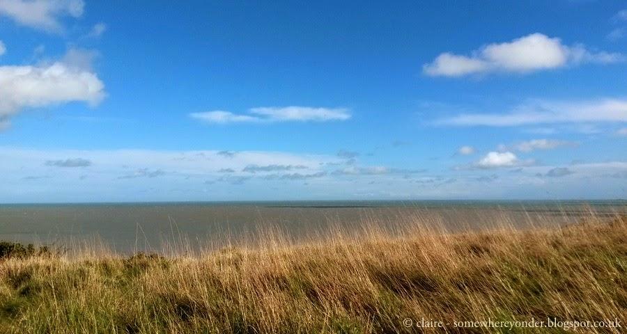 Sea view, Kent, UK
