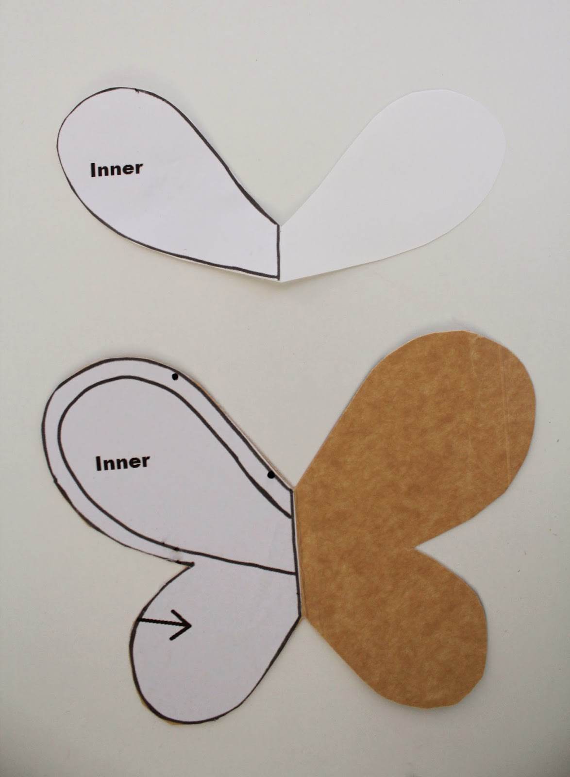 maker land butterfly wings tutorial