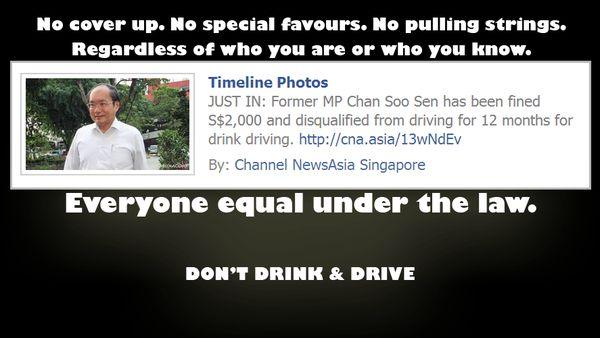 chan soo sen drink driving