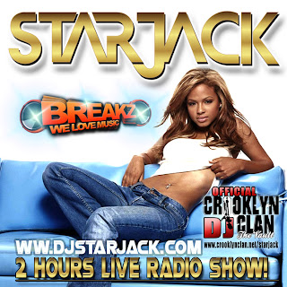 Dj Starjack Live on Radio