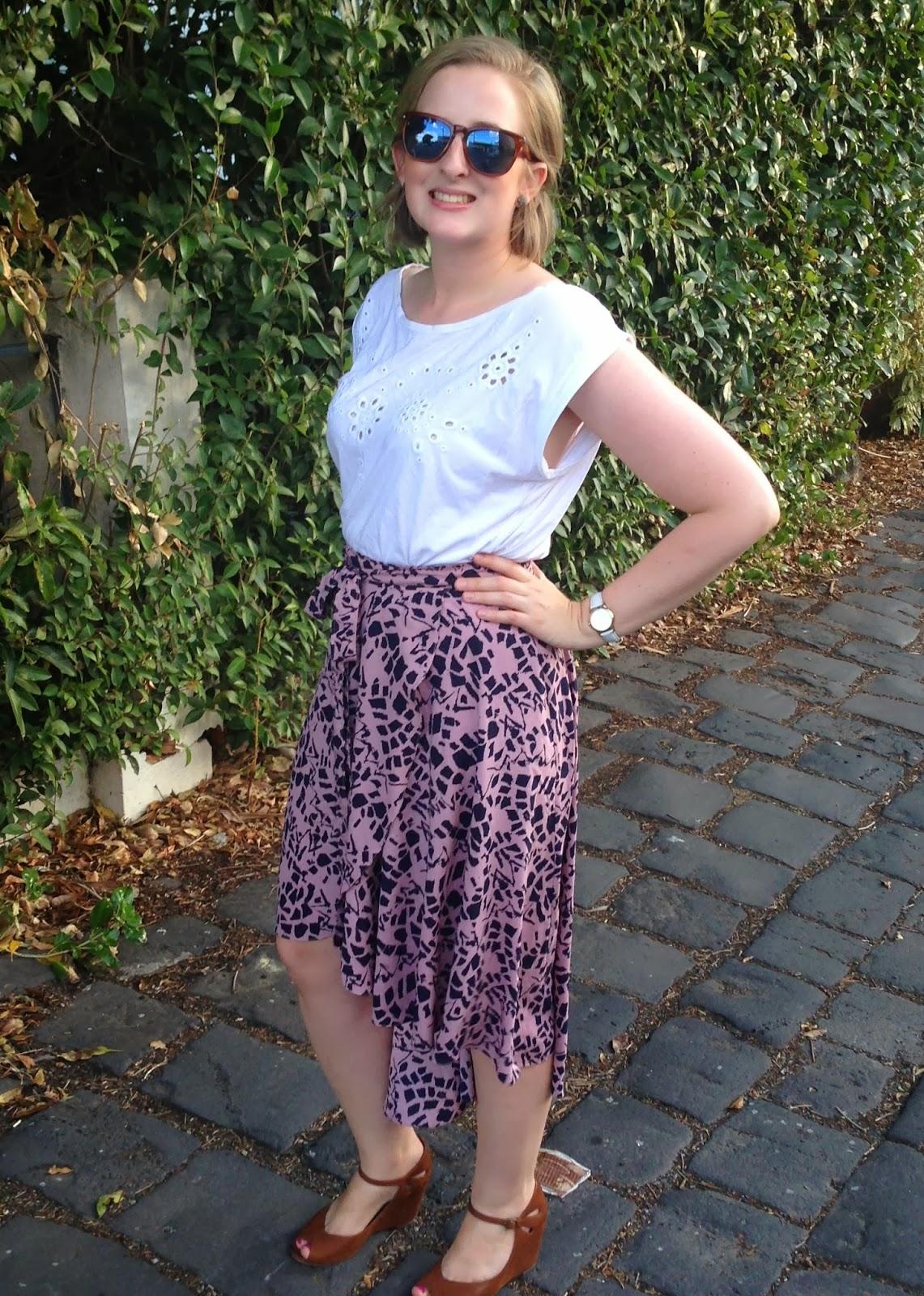 Megan Nielsen Cascade Skirt
