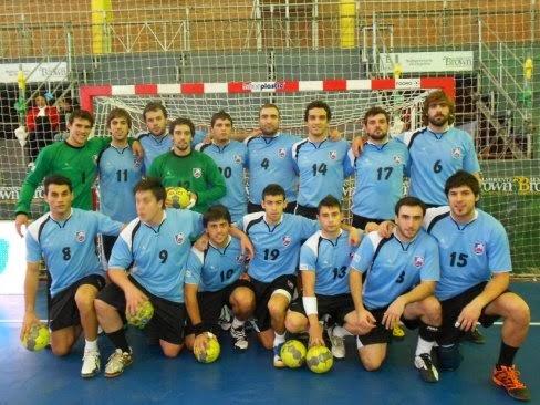Listas oficiales de Uruguay para Juegos ODESUR | Mundo Handball
