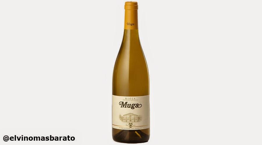 Comprar vino blanco Muga fermentado en barrica 2014
