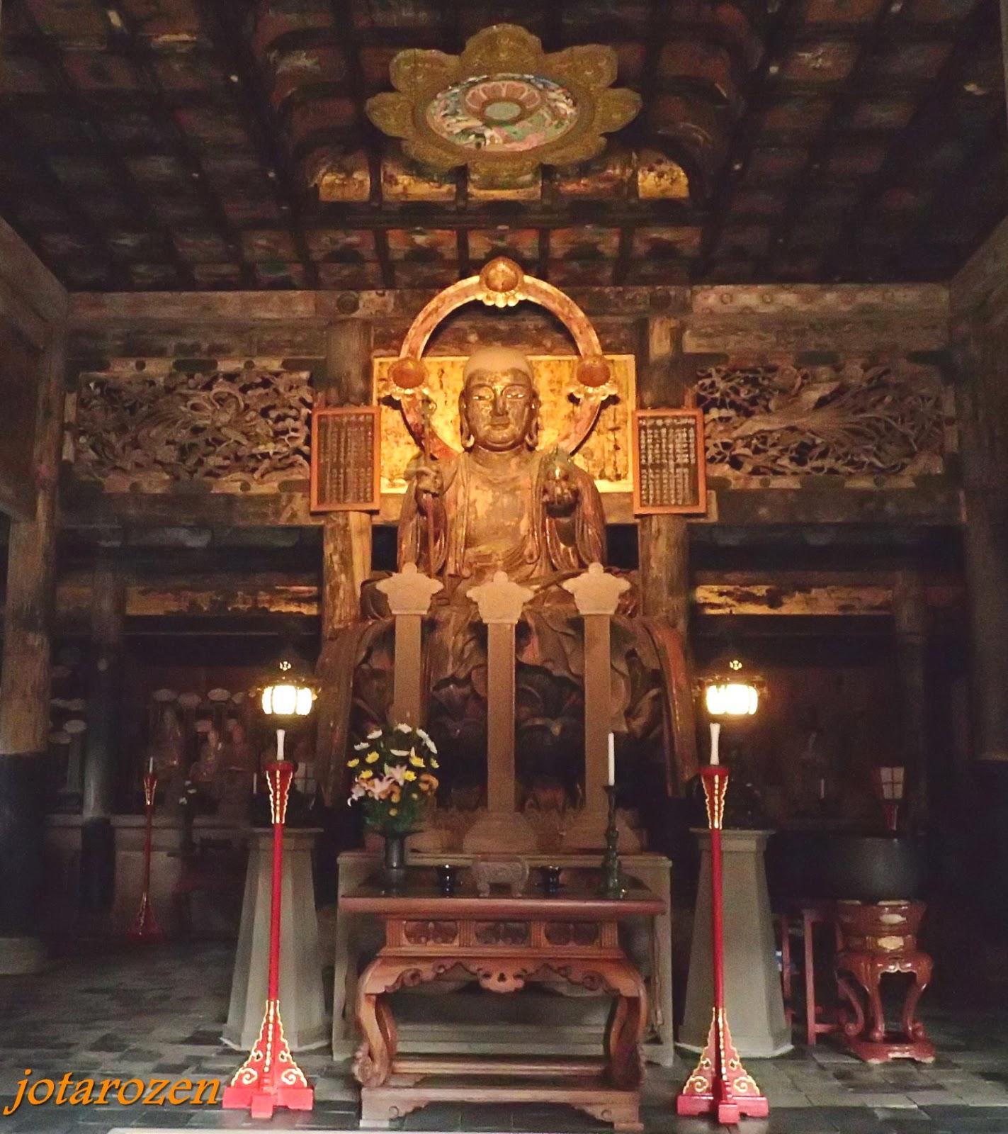 Footsteps - Jotaros Travels: Sites : Kencho-ji Temple, Kamakura, Japan