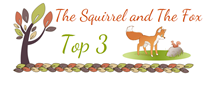 I made top 3 at the Squirrel and the Fox