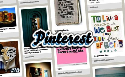 Pinterest crear cuenta