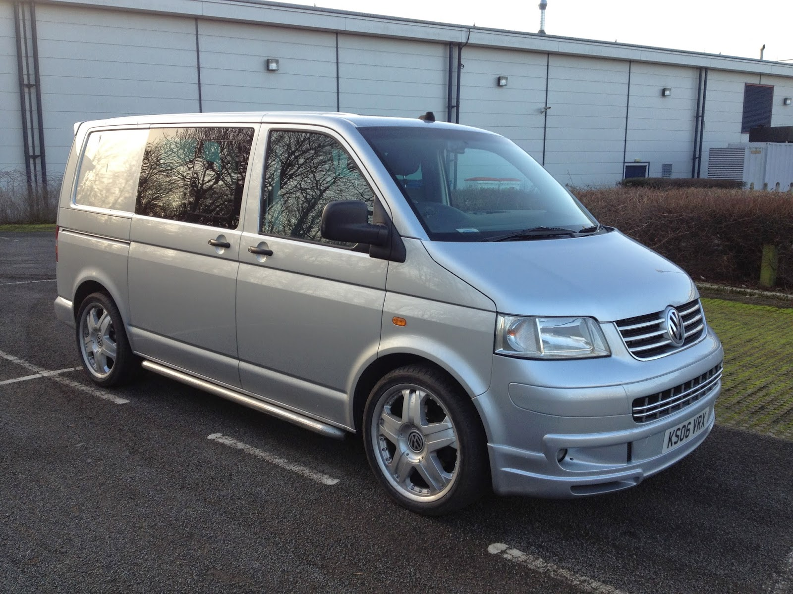 VW T5 Van Conversion