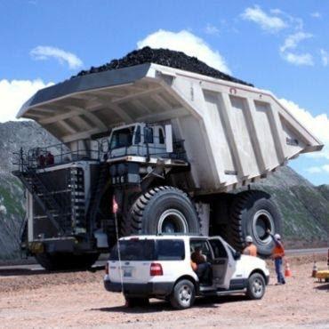 truk terbesar didunia