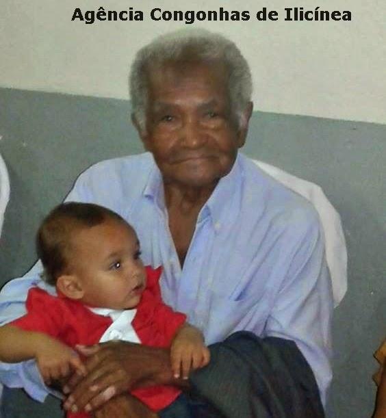Geraldo Diolindo, 100 anos