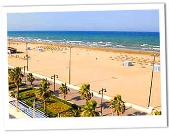 Ecco le 10 spiagge pi trasgressive e glamour d 39 europa for Spiaggia malvarrosa valencia